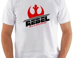 Camiseta Star Wars #12 Alian�a Rebelde