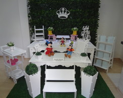 DECORA��O DE FESTA TEMA TURMA DO MICKEY