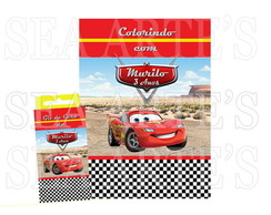 Kit - Carros Disney