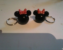 chaveiros MINNIE MICKEY