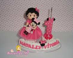 Mini topinho Minnie