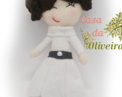 Boneca - Princesa L�ia - Decor