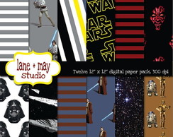 kit papel digital 12-23 starwars
