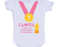 Body Campe� Olimpica Mamadeira