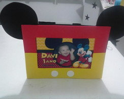 Porta retrato do Mickey em EVA.