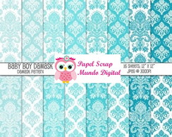 kit papel scrap digital 22-20