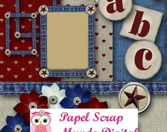 kit papel scrap digital 22-23