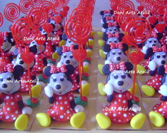 Biscuit Minnie Porta recado