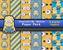 papel digital 22-46 minions