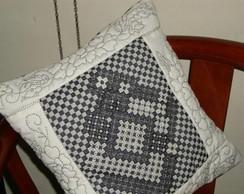 Almofadas decorativas quiltadas