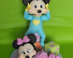 Topo de bolo Baby Disney