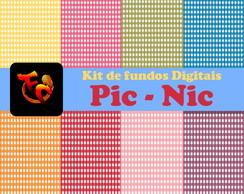 Kit Digital - Pic- Nic