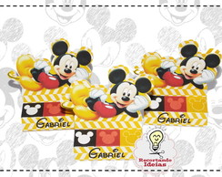 Porta Bis Mickey Mouse