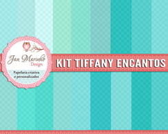 Kit Digital Tiffany Encantos