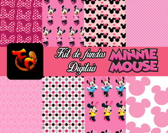 Kit Digital - Minnie Mouse 2