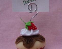 Cupcake Porta Recados Ref 015