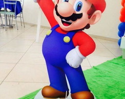 Display de ch�o Super Mario