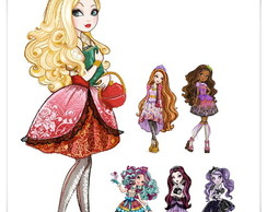 Kit Display Ever After High 6p�s