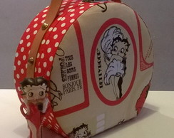 Maleta cartonagem Betty Boop