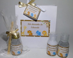 Kit �lcool gel hidratante aromatoizador