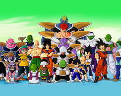 Painel Dragon Ball Z 1,5mx1,0m (mod3)