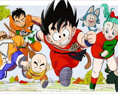 Painel Dragon Ball Z 1,5mx1,0m (mod4)