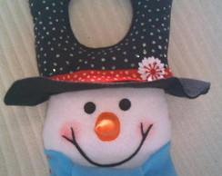 Boneco de Neve Ma�aneta