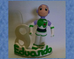 Vela de biscuit Buzz toy story