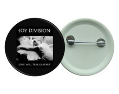 Botton 3,5 - Joy Division Botons Rock