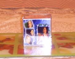 Foto Cubo em acr�lico