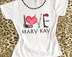 Camiseta Mary Kay Make