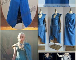 Cosplay Game of Thrones Daenerys