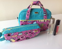 conjunto de necessaires make up