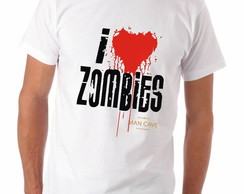 I LOVE ZOMBIES- MAN CAVE
