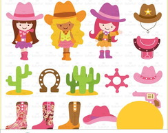 PAPEL DIGITAL COWBOY 1-8