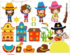 PAPEL DIGITAL COWBOY 1-10