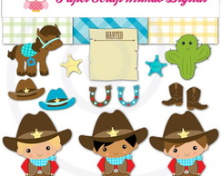 PAPEL DIGITAL COWBOY 1-18