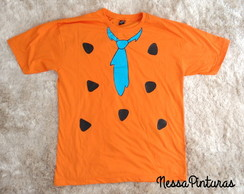 Camiseta Flintstones Fred - Adulto