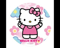 Papel de Arroz - Hello Kitty