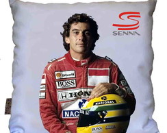 Almofada Ayrton Senna 4 F1, usado comprar usado  Brasil