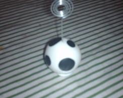 porta recado de bola de futebol