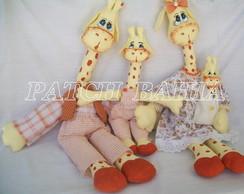 Fam�lia de Girafas