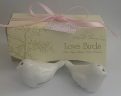 Kit com 100 Love Birds