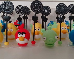 Angry Birds.