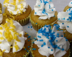 MINI CUPCAKE COBERTURA DE CHANTILLY