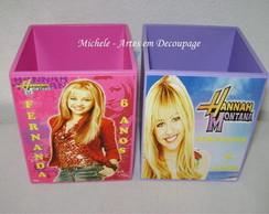 Porta-l�pis Hannah Montana