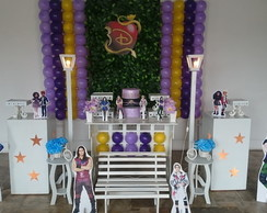 Decora��o Descendentes Disney