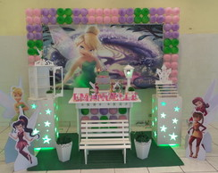Decora��o Clean Tinker Bell