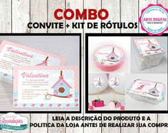 Combo Digital - Casinha de P�ssaro