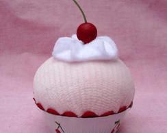 Cupcake Morango & Cereja Ref 012
